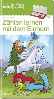 miniLÜK: .141 Zählen lernen mit dem Einhorn -  pdf epub