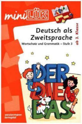 miniLÜK: Deutsch als Zweitsprache, Kirstin Jebautzke