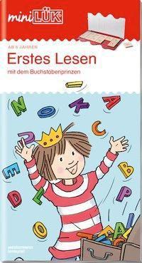 miniLÜK: Erstes Lesen mit dem Buchstabenprinzen