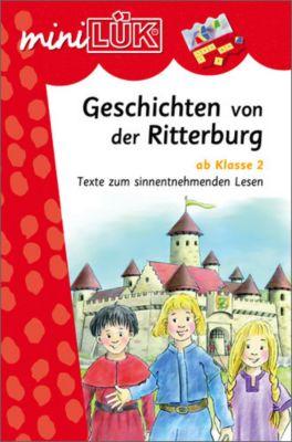 miniLÜK: Geschichten von der Ritterburg