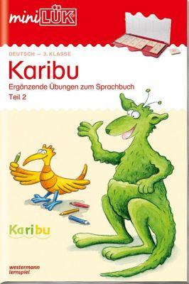 miniLÜK: Karibu 3: Ergänzende Übungen zum Sprachbuch 2