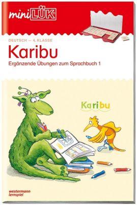 miniLÜK: Karibu 4: Ergänzende Übungen zum Sprachbuch 1
