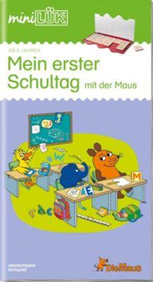 miniLÜK: Mein erster Schultag mit der Maus