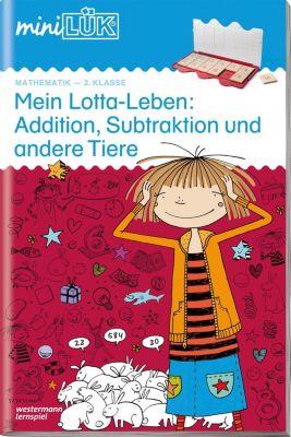 miniLÜK: Mein Lotta-Leben: Addition, Subtraktion und andere Tiere