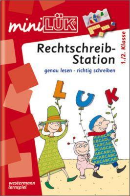 miniLÜK: Rechtschreib-Station 1./2. Klasse