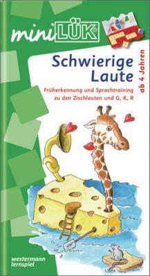 miniLÜK: Schwierige Laute, Heiner Müller