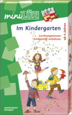 miniLÜK-Set: Im Kindergarten - Michael Junga |
