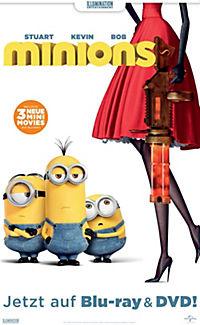 Minions (Blu-ray mit exklusivem Poster) - Produktdetailbild 10