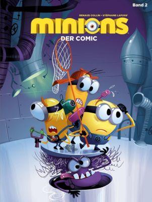 Minions - Der Comic