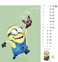 Minions Postkartenkalender 2018 - Produktdetailbild 4
