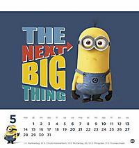 Minions Postkartenkalender 2018 - Produktdetailbild 5