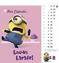 Minions Postkartenkalender 2018 - Produktdetailbild 8
