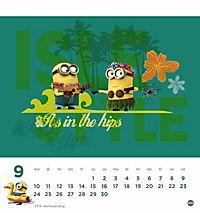 Minions Postkartenkalender 2018 - Produktdetailbild 9