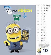 Minions Postkartenkalender 2018 - Produktdetailbild 10