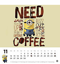 Minions Postkartenkalender 2018 - Produktdetailbild 11