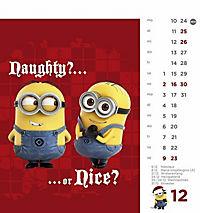 Minions Postkartenkalender 2018 - Produktdetailbild 12