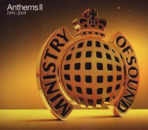Ministry Of Sound Anthems Ii, Diverse Interpreten