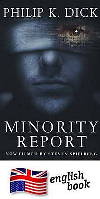 minority report book online C-spanorg gives you access to c-span's daily coverage of washington and more than 200,000 hours of extensively indexed and archived c-span video.