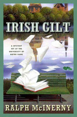 Minotaur Books: Irish Gilt, Ralph McInerny