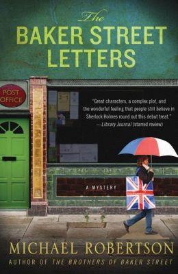 Minotaur Books: The Baker Street Letters, Michael Robertson