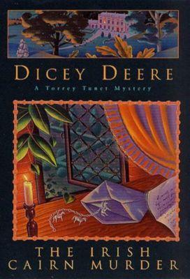 Minotaur Books: The Irish Cairn Murder, Dicey Deere