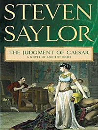 an analysis of the novel roman blood by steven saylor Which features a main character who performs feats of analysis  and the norwegian crime novel mordet på  steven saylor: roman blood: rei furuya.
