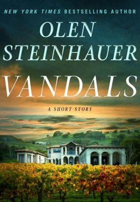 Minotaur Books: Vandals, Olen Steinhauer