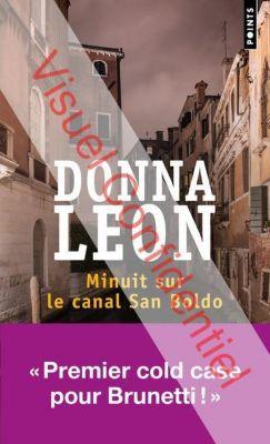 Minuit sur le canal San Boldo, Donna Leon