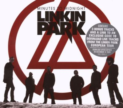 Minutes To Midnight (Tour Edition), Linkin Park