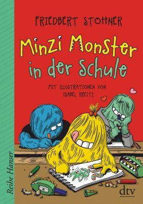 Minzi Monster in der Schule, Friedbert Stohner