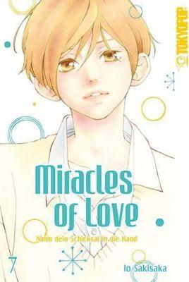 Miracles of Love - Nimm dein Schicksal in die Hand, Io Sakisaka