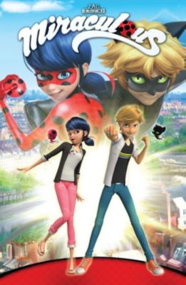 Miraculous: Tales of Lady Bug and Cat Noir #TPB, Nicole D'Andria, Zag Entertainment