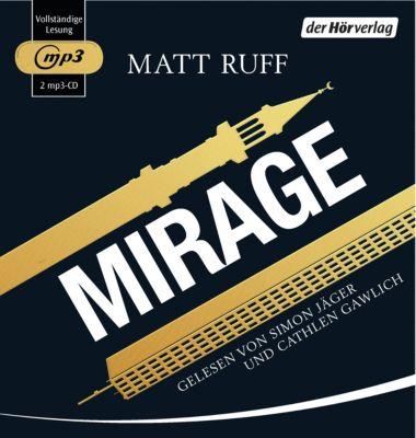 Mirage, 2 MP3-CDs, Matt Ruff