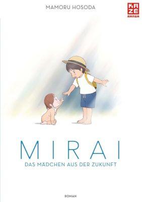 Mirai - Das Mädchen aus der Zukunft (Novel) - Mamoru Hosoda |