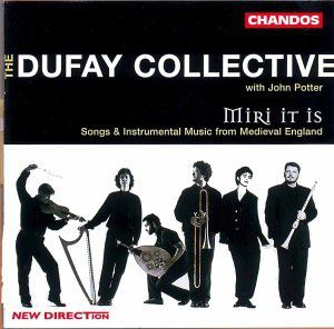 Miri It Is, J. Potter, The Dufay Collective