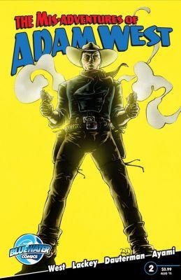 Misadventures of Adam West, Adam West
