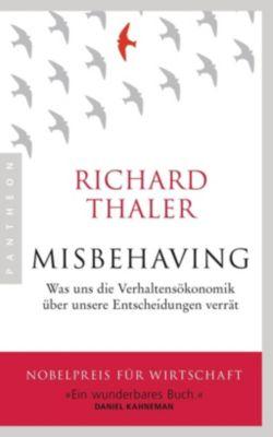 Misbehaving - Richard H. Thaler pdf epub
