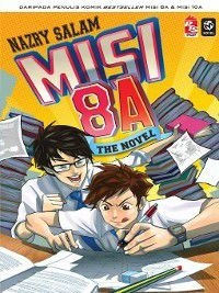 Misi 8A The Novel, Nazry Salam