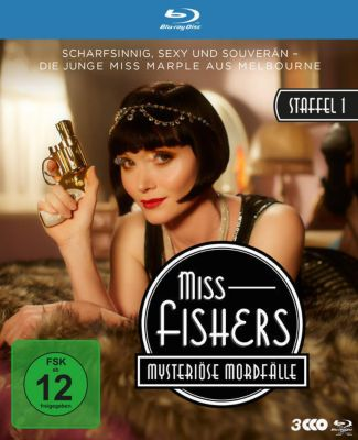 Miss Fishers mysteriöse Mordfälle - Staffel 1, Essie Davies, Nathan Page