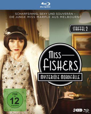 Miss Fishers mysteriöse Mordfälle - Staffel 2, Essie Davis, Nathan Page, Ashleigh Cummings