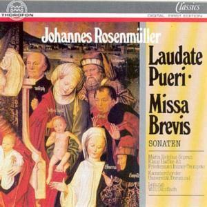 Missa Brevis, Maria Zedelius