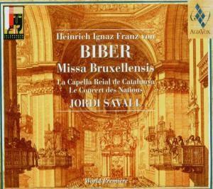 Missa Bruxellensis, Savall, La Capella Reial Catalunya