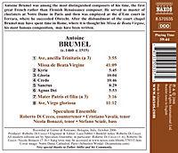 Missa De Beata Vergine - Produktdetailbild 1