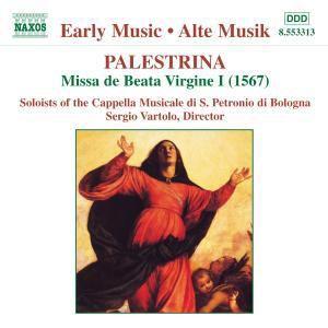Missa De Beata Virgine I, Vartolo, Cappella Musicale S.Pe