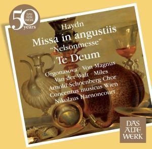 Missa In Angustiis Nelsonmesse/Te Deum, Nikolaus Harnoncourt, Cmw