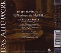 "Missa In Angustiis ""Nelsonmesse""/Te Deum - Produktdetailbild 1"