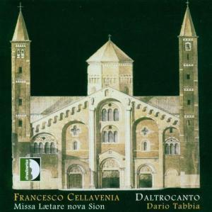 Missa Laetare Nova Sion, Daltrocanto, Tabbia
