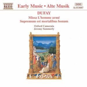 Missa L'Homme Armé/+, Oxford Camerata Summerly