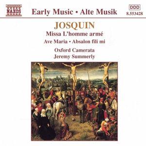 Missa L'Homme Armé, J. Summerly, Oxford Camerata