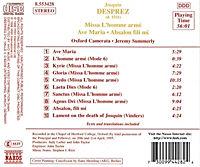 Missa L'Homme Armé - Produktdetailbild 1